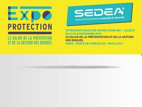 Hestia by Sedea au salon Expoprotection 2018