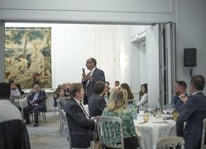 Diner-débat avec Thierry Dallard