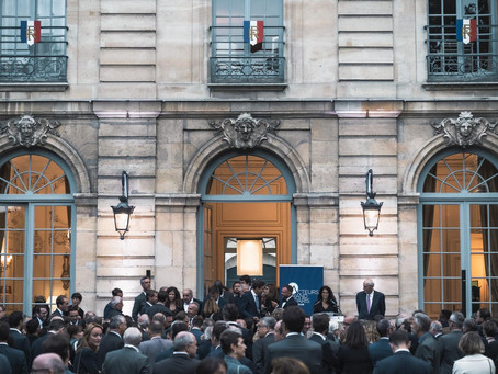 2019 : 600 participants au Cocktail des Acteurs du Grand Paris