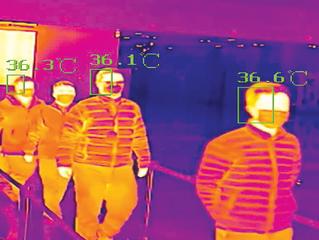 Données personnelles et RGPD: Mise au point du Conseil d'Etat sur l'usage des caméras thermiques en