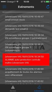 Nouvelle version application iOS Varuna4 1.0.2