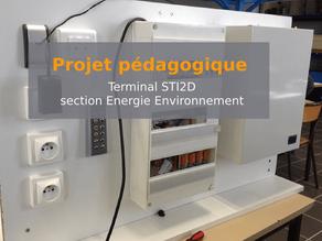 Projet de terminale STI2D sur Varuna à Saint Aubin La Salle