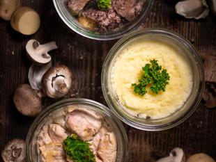 Des plats cuisinés 100% français
