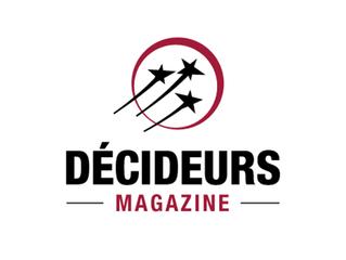 Le cabinet Hoffman de nouveau classé par Décideurs Magazine