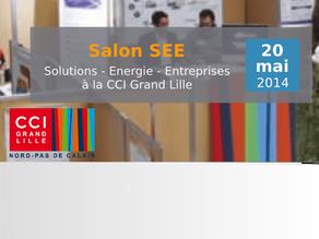 Salon Solutions – Energie – Entreprises mardi 20 mai