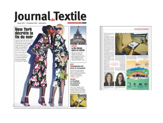 Journal du Textile / Spécial Franchises