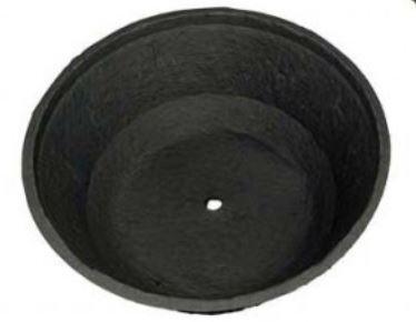 COUPE OASIS® BLACK BIOLIT® Ø 35cm x 12.5 cm