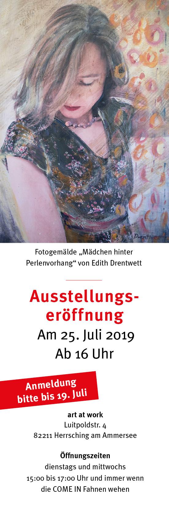 Einladung Ausstellung