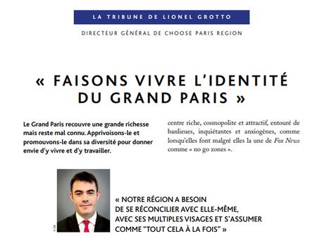 Faisons vivre l'identité du Grand Paris