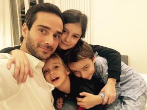 L'interview du serialfather : Nicolas Lisimachio, avocat et …auteur !