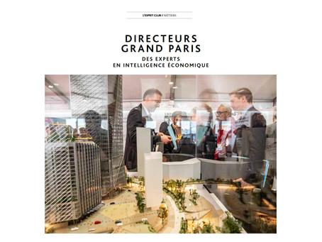 Métier : Directeurs Grand Paris, des experts en intelligence économique, par Jacques Paquier