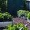 Thumbnail: Carré potager acier - Serre de ville largeur 1m - hauteur 30cm