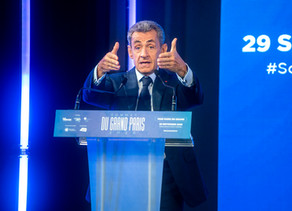 """Les """"24 Heures du Grand Paris"""" avec Nicolas Sarkozy"""