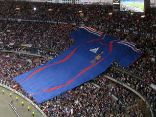 WINAMAX ne peut pas diffuser une image de l'Équipe de France sans autorisation de la Fédération