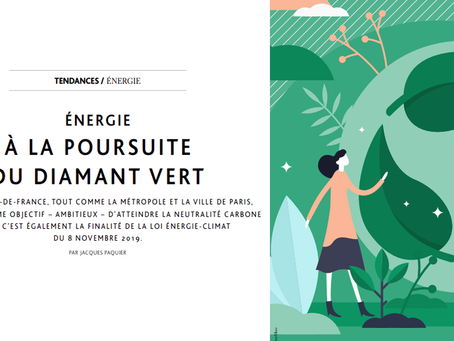Énergie: à la poursuite du diamant vert
