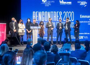 Rencontres 2020 des Acteurs du Grand Paris avec Emmanuelle Wargon