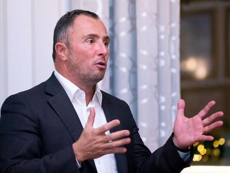 Dîner-débat avec Jean-Philippe Ruggieri, directeur général de Nexity