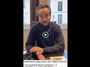 Interview BloomTime.live - Nicolas Lisimachio