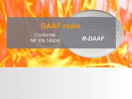 Détecteur Avertisseur Autonome de Fumée radio pour Varuna
