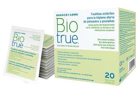 Biotrue Toalhitas 20 unidades