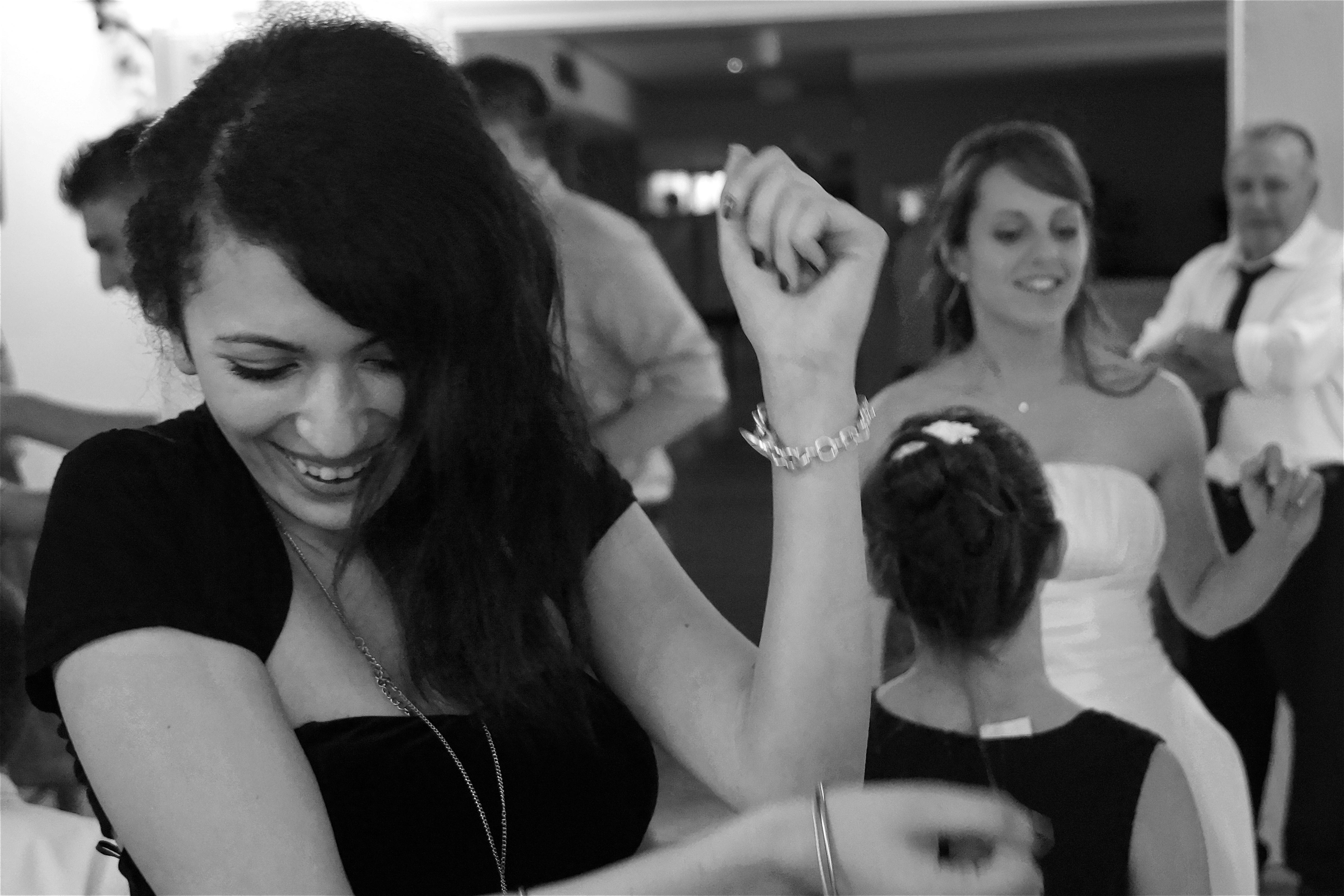 l'invitata danzante