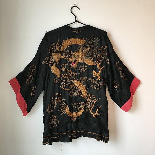 Antique Dragon Kimono