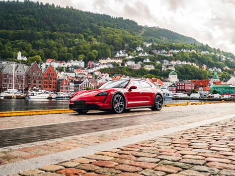 Velkommen til Porsche Cup!