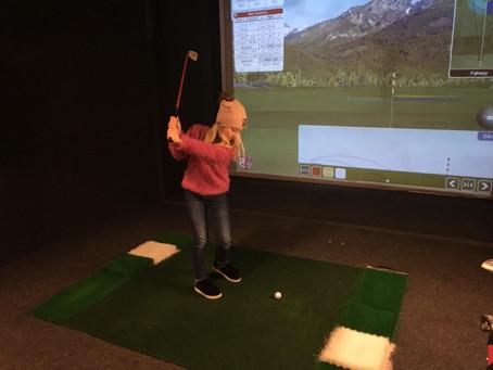 Invitasjon til juniortrening på simulator