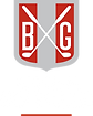 Bergen Golfklubb - Vannmerke Logo - Hvit