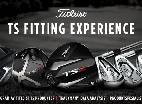 Titleist TS Fitting Experience
