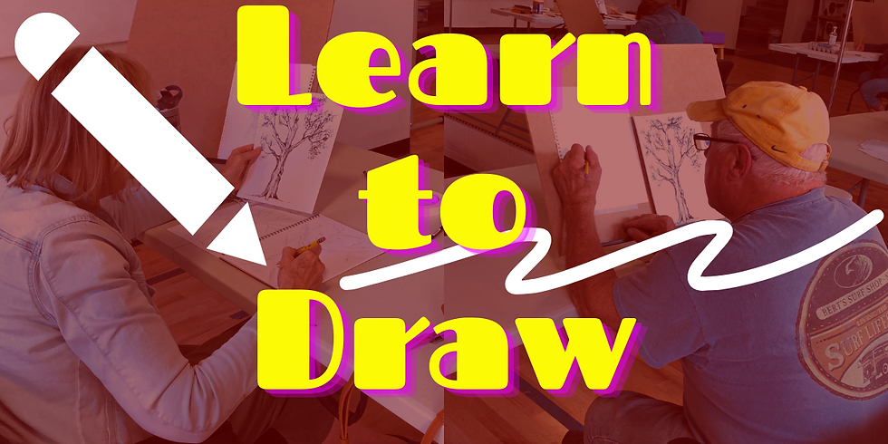 October Learn to Draw