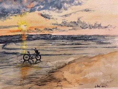 Beach (Matted)