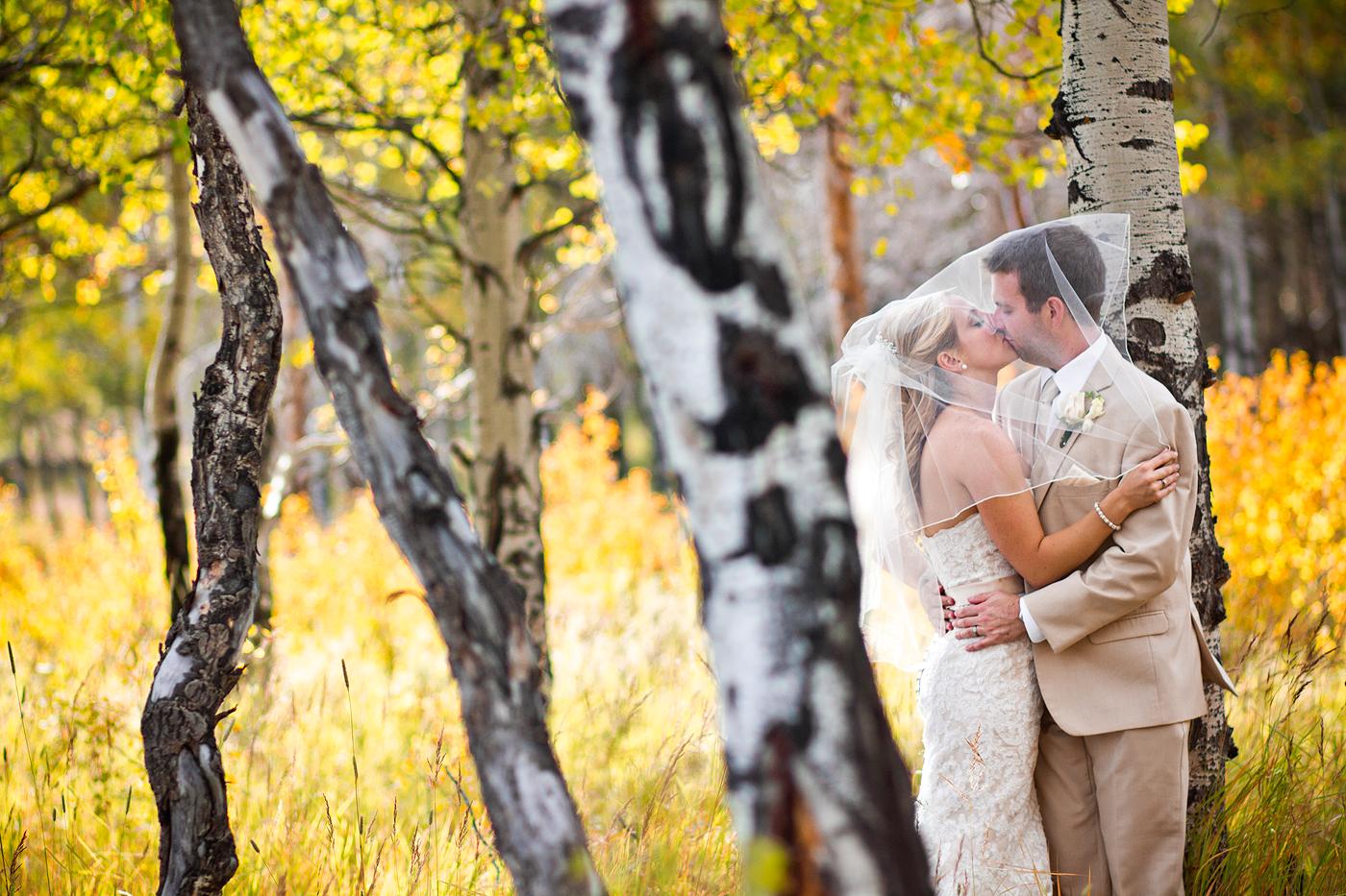 Grand Lake Lodge Wedding