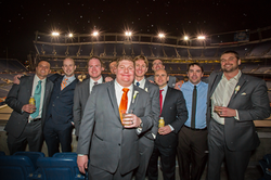 Broncos Stadium Wedding