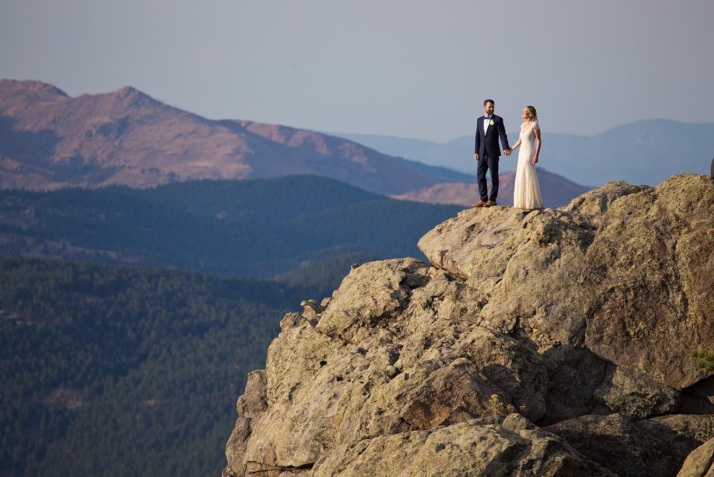 wedding photographers Colorado