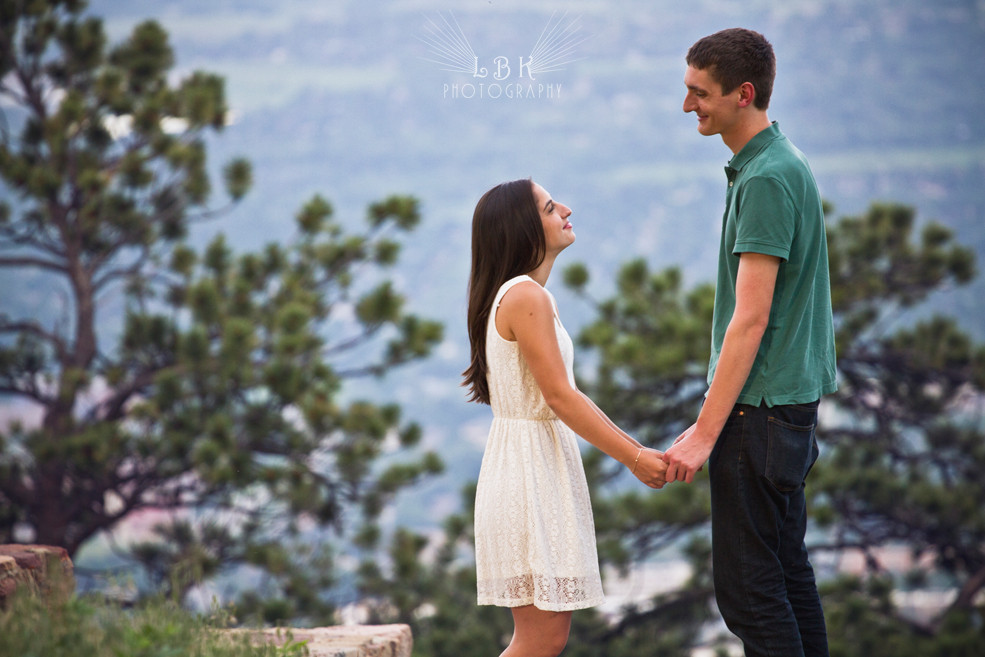 Boulder couple