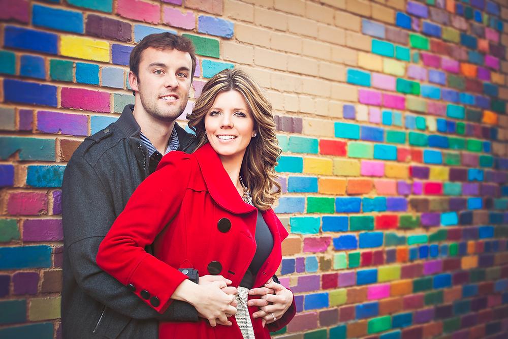 Engagement photography Boulder