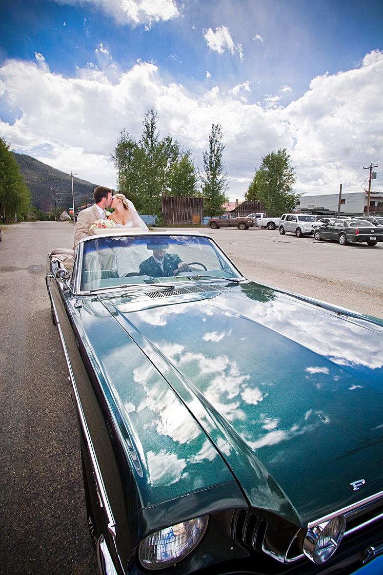 Grand Lake wedding