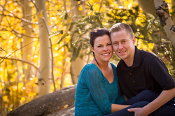 Conifer engagement photographer