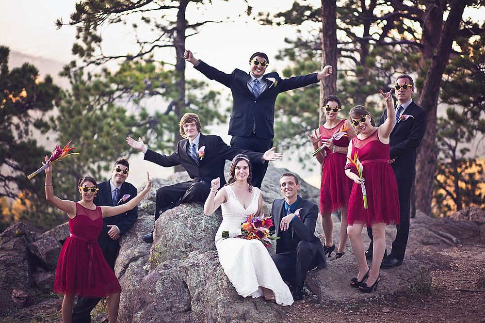 wedding golden colorado