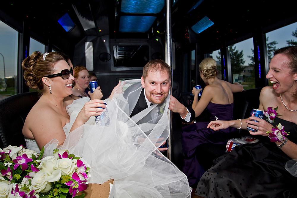 Bridal party denver