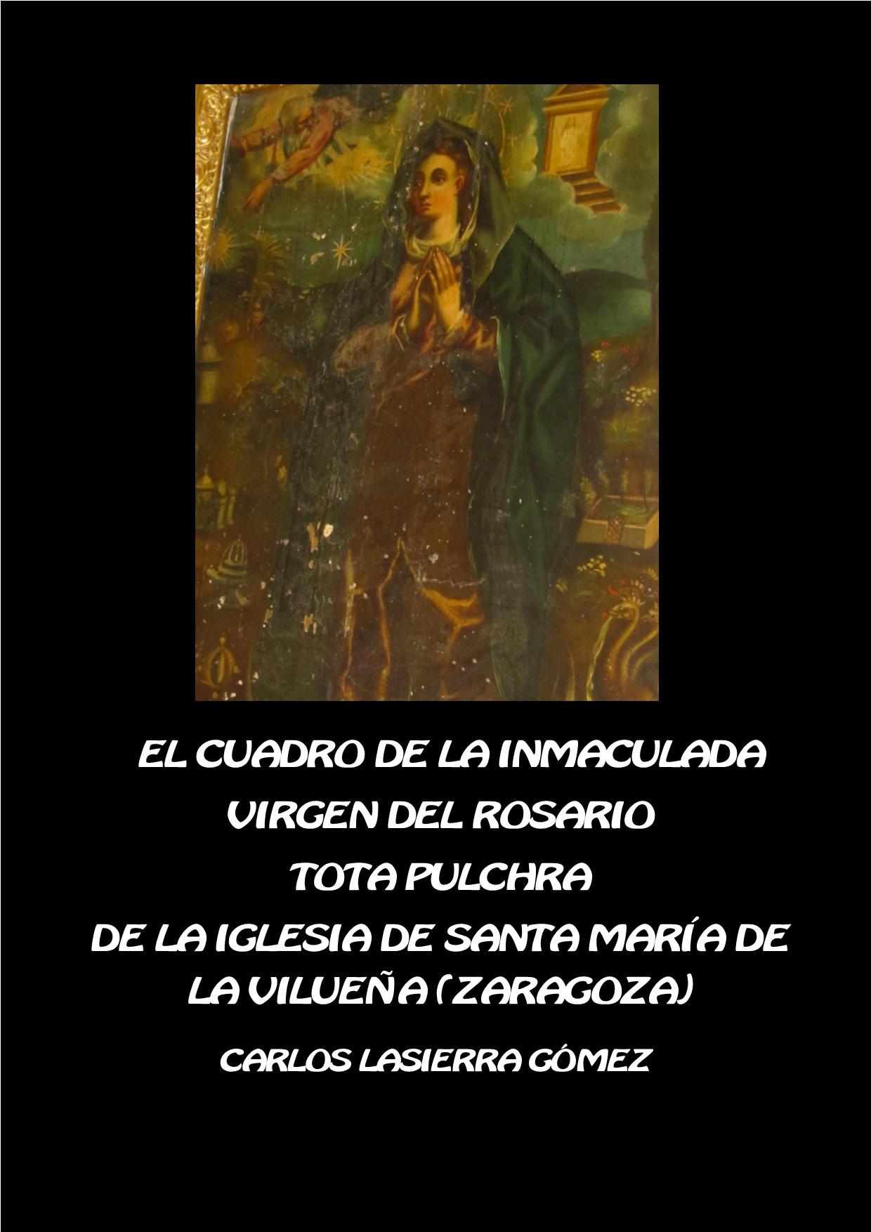 El cuadro de la Inmaculada..La Vilue
