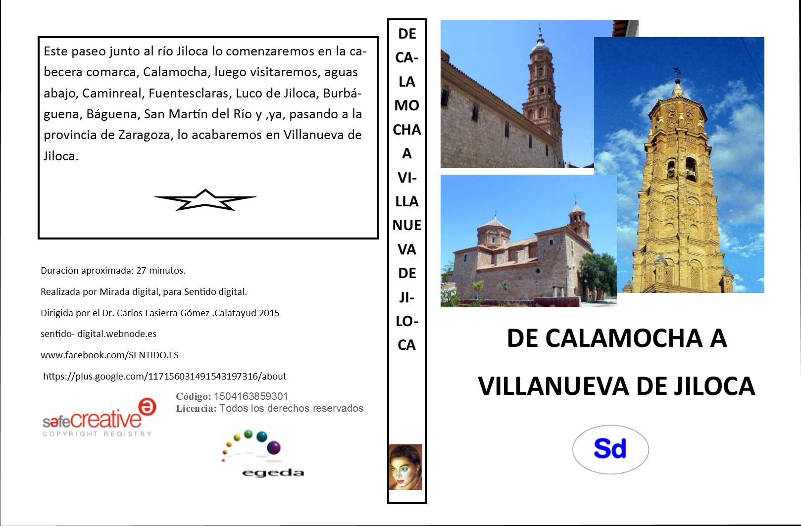 De Calamocha a Villanueva.