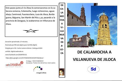 De Calamocha a Villanueva