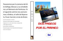 Dos Paseos por el Pirineo