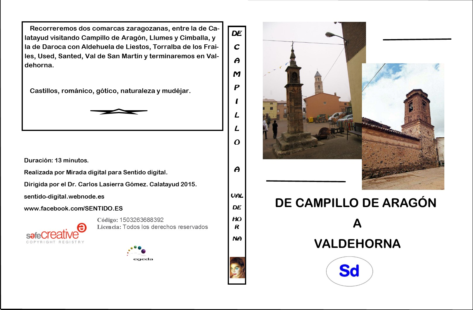 De Campillo a Valdehorna.