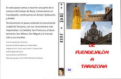 De Fuendejalón a Tarazona