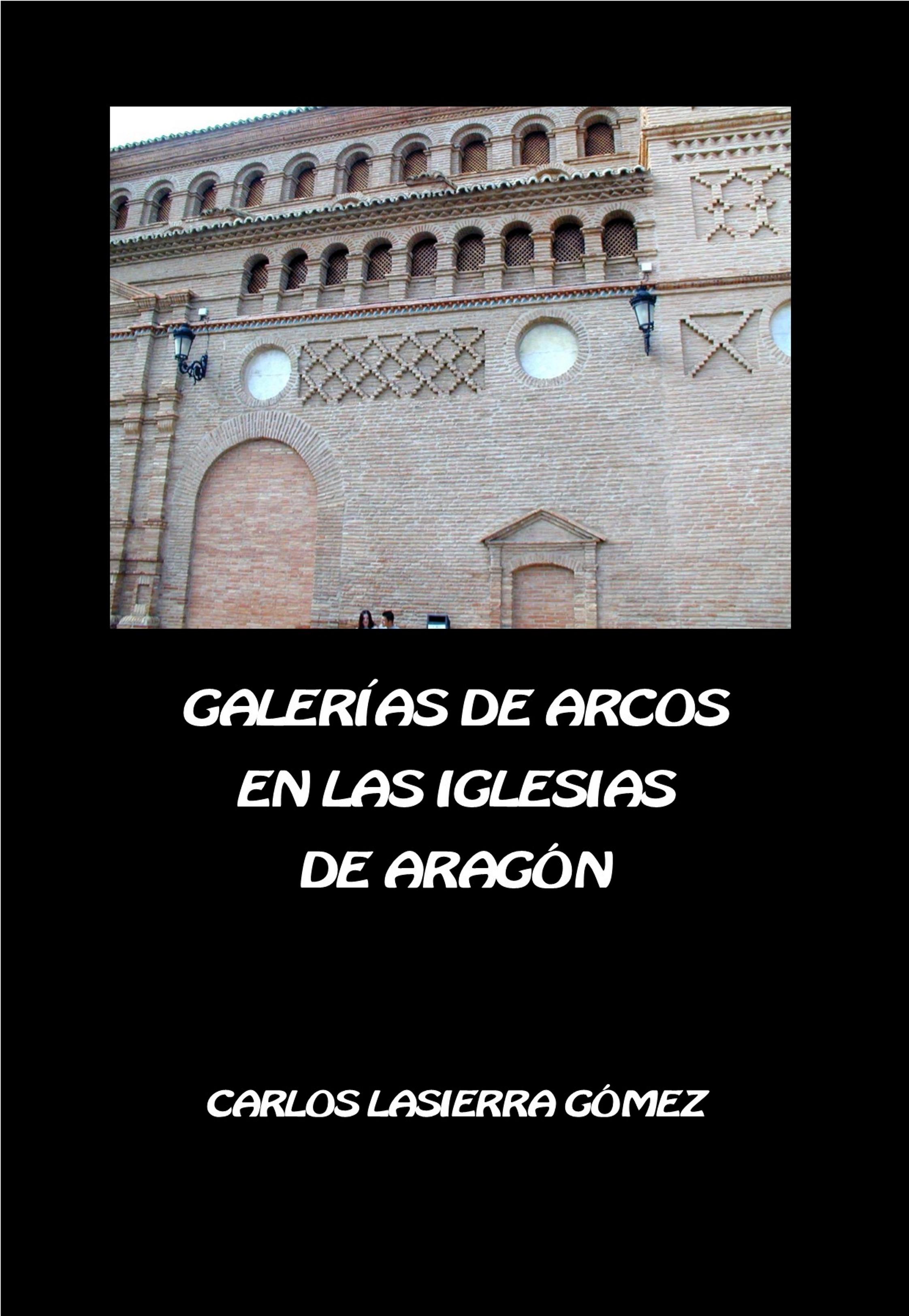Galerías de arcos en iglesias de Ara
