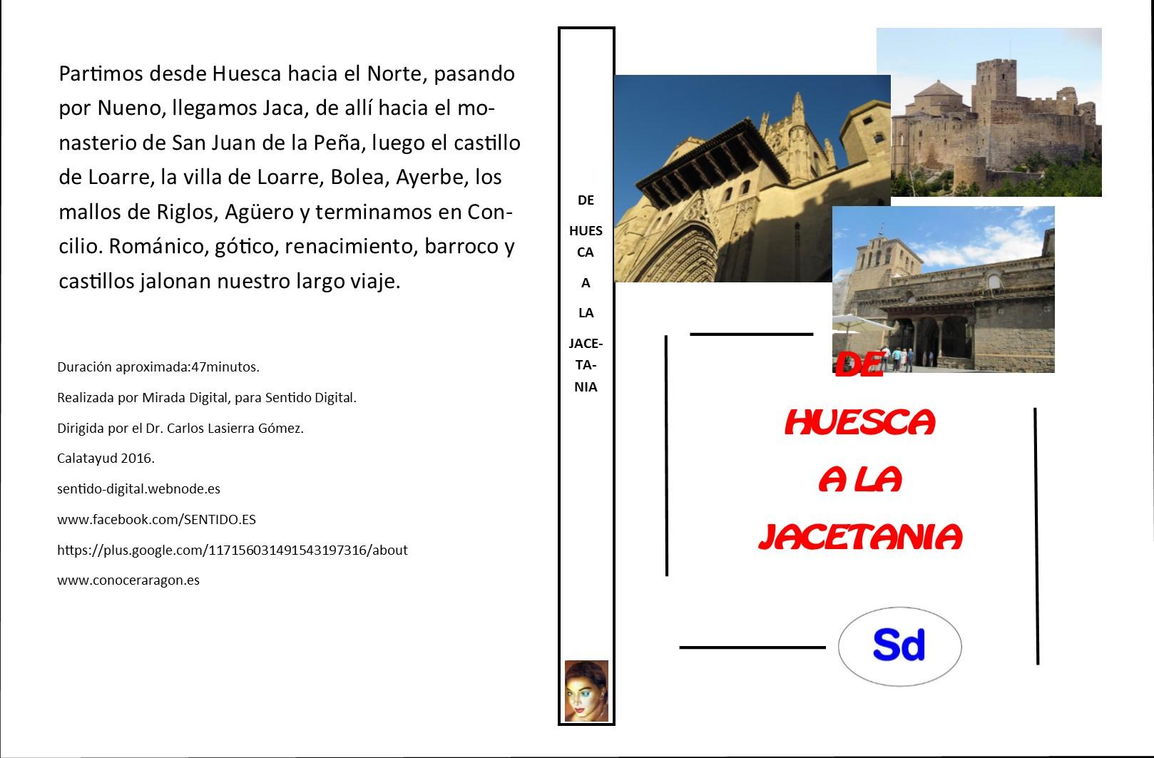 De Huesca a la Jacetania