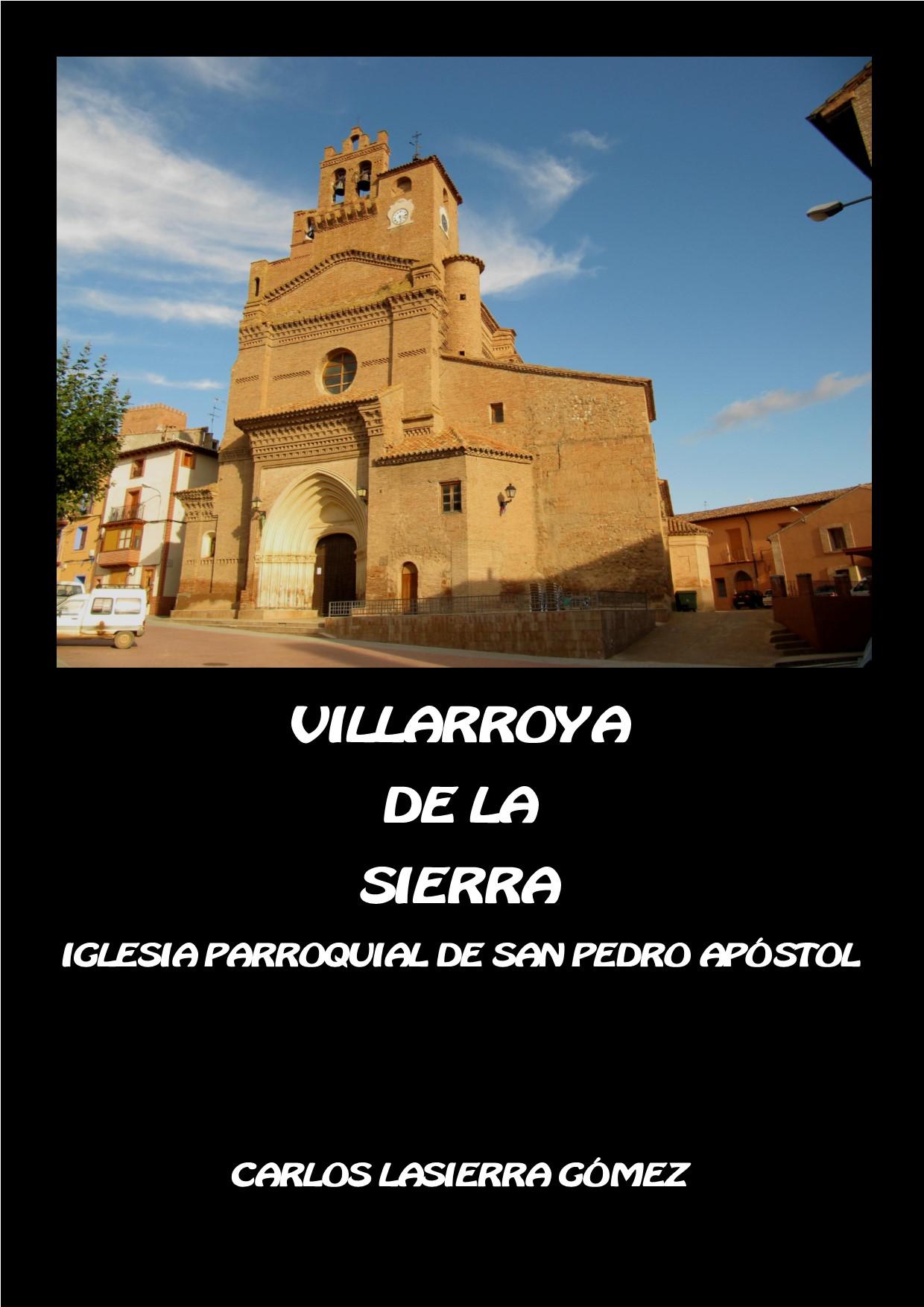 Villarroya de la Sierra. Iglesia de